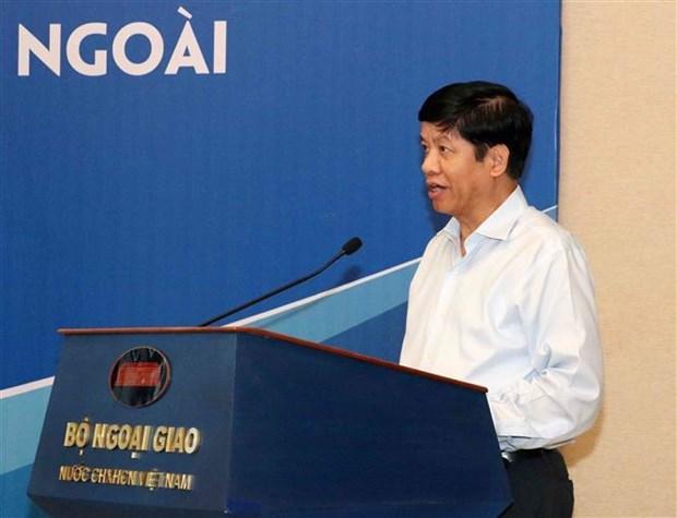 加强民族大团结 充分发挥旅居海外越南人的积极作用 hinh anh 2