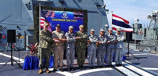 泰国国防官员:泰国应开展潜艇部署 保护该国在海上的利益 hinh anh 1