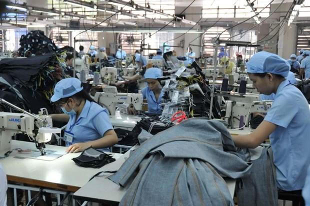 越南纺织服装需吸取先进技术以赶上世界发展趋势 hinh anh 1