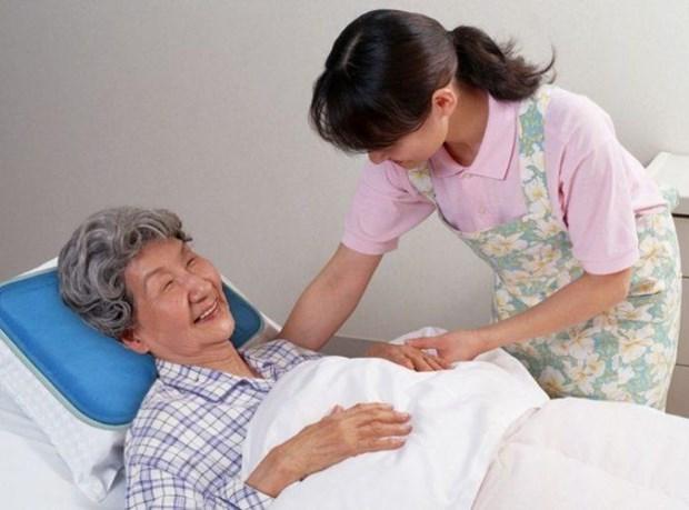 泰国将出台老年人护理总体规划 hinh anh 1