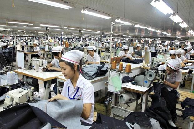 越南努力提高纺织品服装和鞋类与皮革制品在欧洲市场的竞争力 hinh anh 1