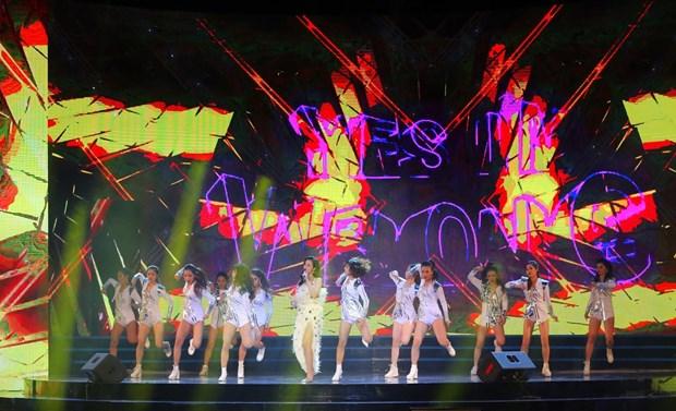 东盟-日本大型音乐会:建设合作共赢的和平世界 hinh anh 1