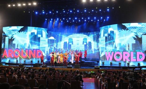 东盟-日本大型音乐会:建设合作共赢的和平世界 hinh anh 2
