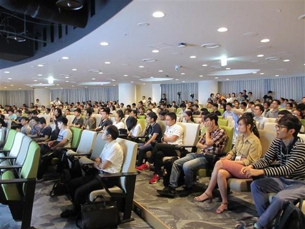 Viet Tech Day 2019——热爱技术创新的旅日越南青年的平台 hinh anh 2