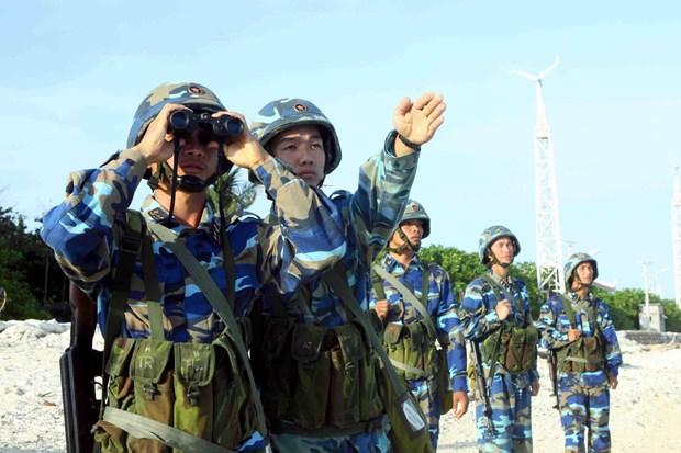 北部湾事件和越南人民海军首次对战获胜55周年:永恒不朽的英雄壮歌 hinh anh 2