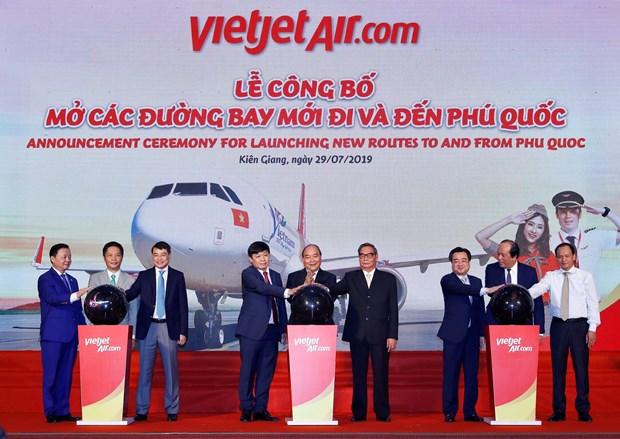越南政府总理阮春福:坚决不能以破坏环境和自然景观换取一时的发展 hinh anh 2