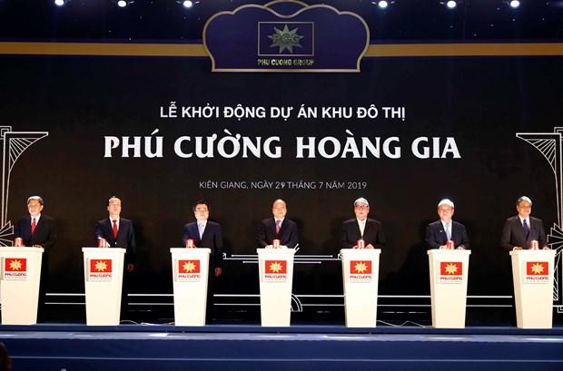 越南政府总理阮春福:坚决不能以破坏环境和自然景观换取一时的发展 hinh anh 3