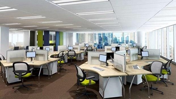 越过传统商品房,办公用房才是最有前景的投资渠道 hinh anh 1