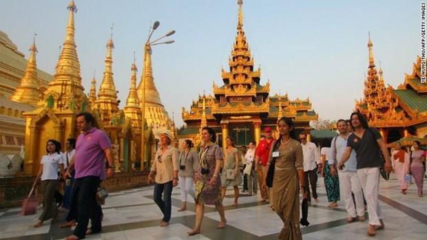 缅甸再开放6国落地签证 hinh anh 1