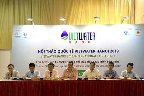 越南全力抓好水资源管理 实现可持续发展目标 hinh anh 1