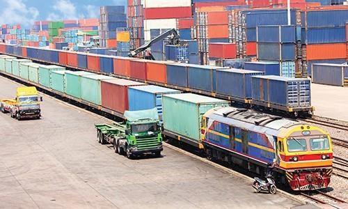 2019年上半年越南铁路货物运输量大幅下降 hinh anh 1