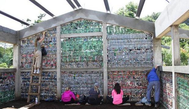 生态砖:值得参考的新环保措施 hinh anh 1
