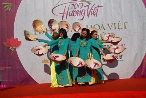 越南文化节亮相德国 hinh anh 1