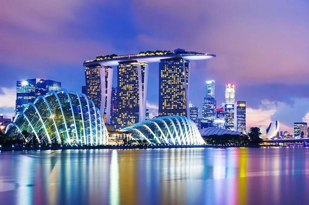 新加坡经发局:下半年经济发展前景会走软 hinh anh 1
