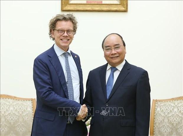 越南政府希望越瑞两国双向贸易额不断增加 hinh anh 1