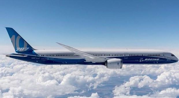 越航即将接收首架波音787-10梦想飞机 hinh anh 2