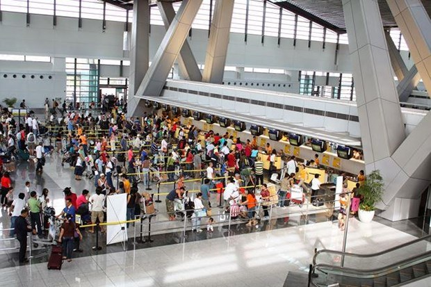 菲律宾政府批准新机场建设计划 hinh anh 1