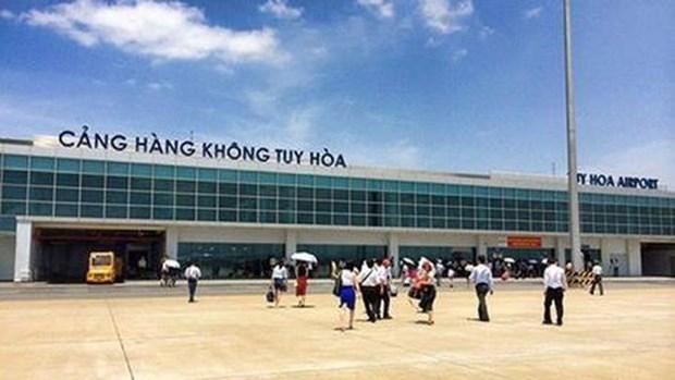 富安省绥和航空港计划在2019年第四季度迎接首个国际航班 hinh anh 1