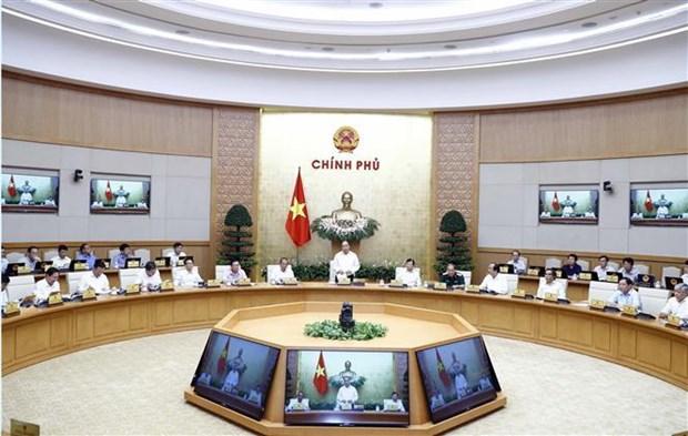 政府总理阮春福:越南宏观经济前景乐观 hinh anh 1