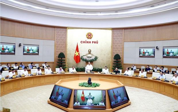 政府总理阮春福:通胀压力依然存在 hinh anh 1