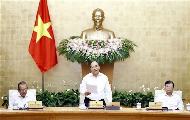 政府总理阮春福:越南宏观经济前景乐观 hinh anh 2