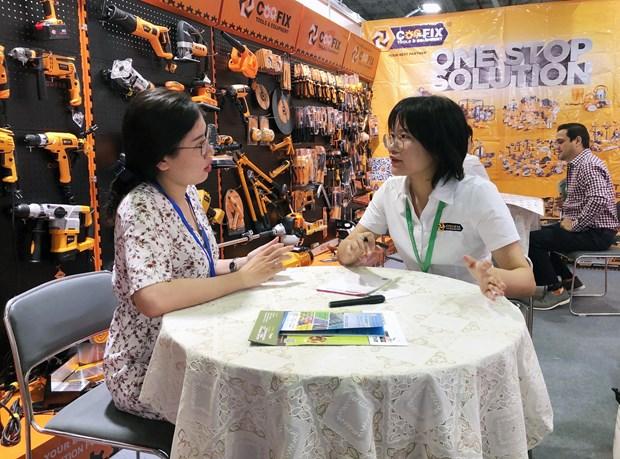 2019浙江国际贸易(越南)展览会在胡志明市举行 hinh anh 2