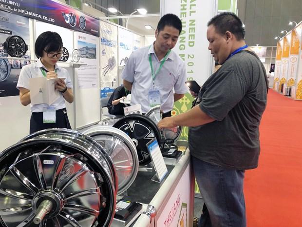 2019浙江国际贸易(越南)展览会在胡志明市举行 hinh anh 1