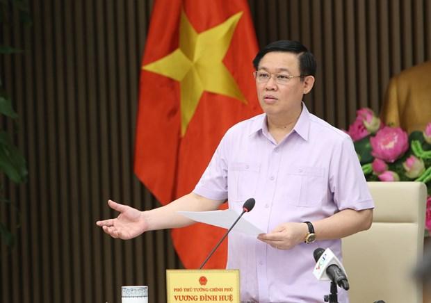 王廷惠副总理:严肃处理伪造越南原产地证的欺诈行为 hinh anh 1