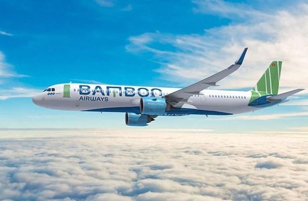 越竹将成为越南首家开通越美直飞航线的航空公司 hinh anh 2
