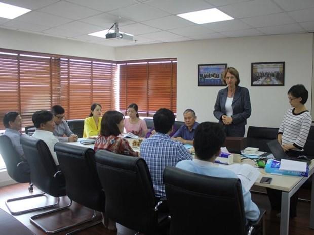 德国助力全面提升越南水务行业能力 hinh anh 1