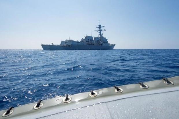 日本、印度和澳大利亚专家对东海紧张局势表示担忧 hinh anh 1