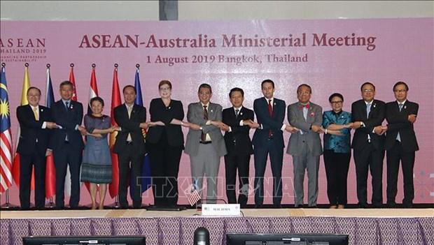 澳大利亚承诺为东南亚反拐活动提供支持 hinh anh 1