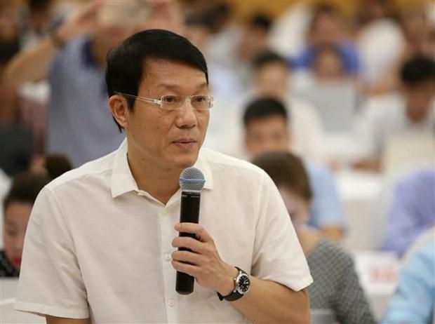 政府7月份例行记者会:查明海防市一起涉及中国人的特大网络赌博案涉案各方责任 hinh anh 3