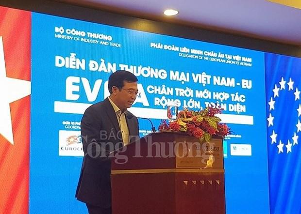 越南产品对欧盟出口空间广阔 hinh anh 2