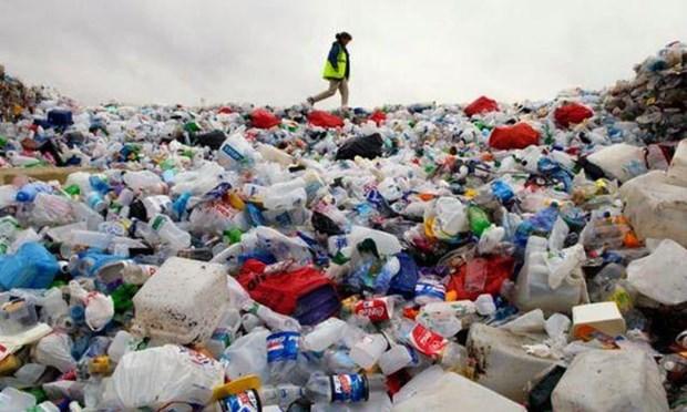 胡志明市下决心杜绝塑料垃圾污染 hinh anh 2