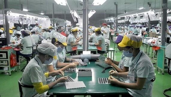 300家越南企业参与跨国公司的生产网络 hinh anh 1