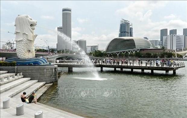 过去五年新加坡的家庭收入增长快过开支增长 hinh anh 1