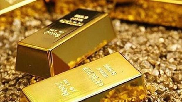 8月5日越南黄金价格超过4000万越盾 hinh anh 1