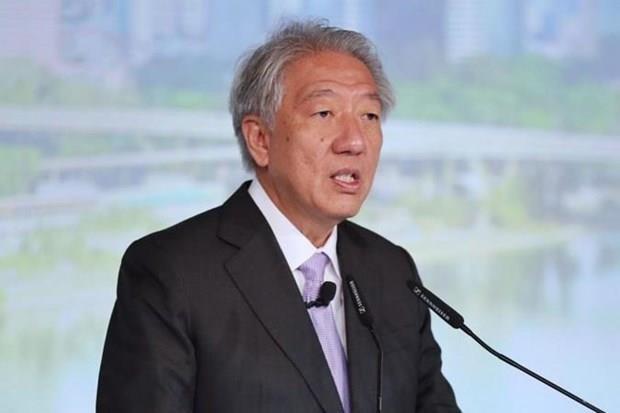 新加坡加强各个战略性互联互通的多样性 hinh anh 1