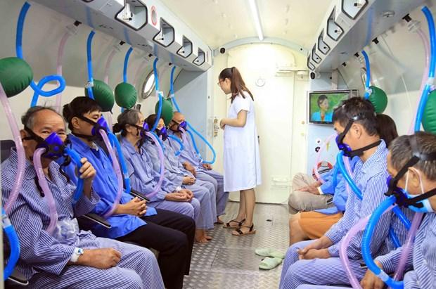 越南水下和高气压医学发展迈上新步伐 hinh anh 2