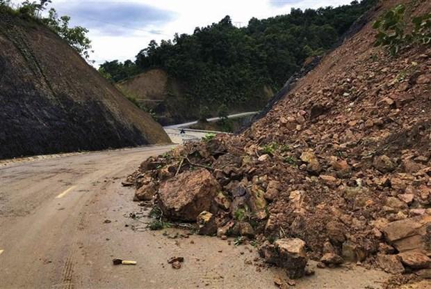 第三号台风导致北部各省18人死亡和失踪 hinh anh 2