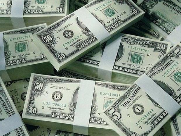 8月6日越盾对美元汇率中间价上涨15越盾 hinh anh 1