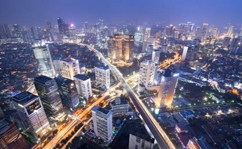 印尼二季度经济增速为5.05% 创两年来新低 hinh anh 1