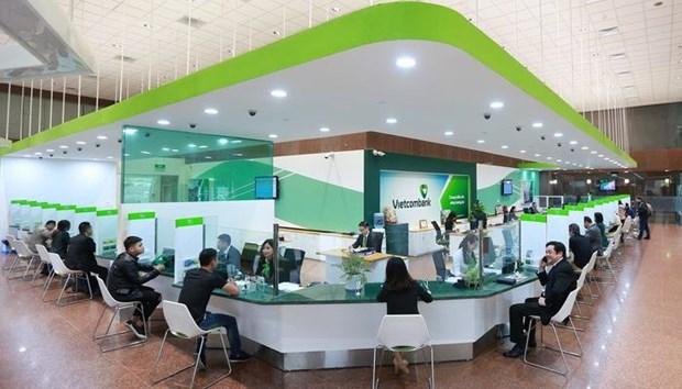 越南各家银行公布上半年财务报告 Vietcombank 银行利润位居榜首 hinh anh 1