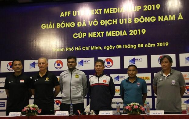 东南亚U18足球锦标赛:越南年轻球员的舞台 hinh anh 2
