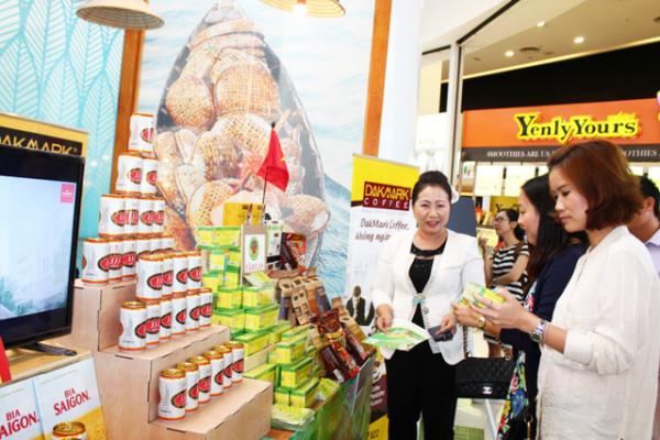 越南5类典型商品将亮相在泰国举行的2019年越南商品周 hinh anh 1
