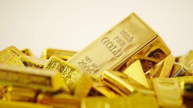 8月7日越南黄金价格超过4100万越盾 hinh anh 1