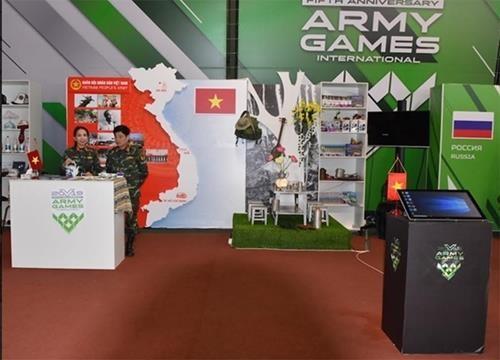 2019年国际军事比赛:各族人民文化节中的越南印象 hinh anh 1