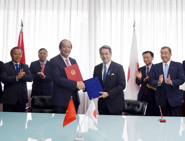日本协助越南加快推进电子政务建设 hinh anh 1