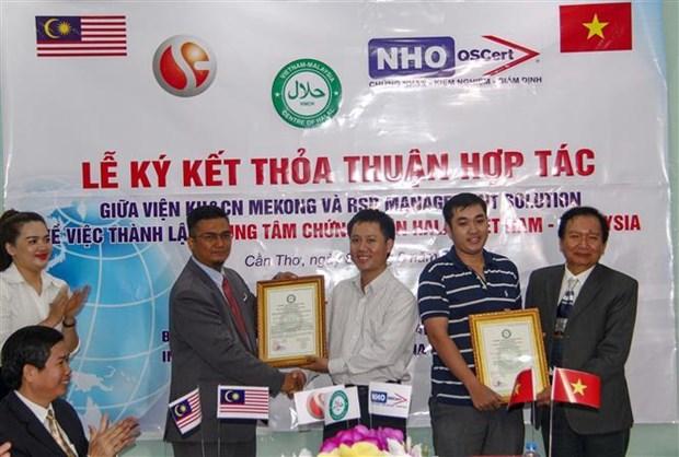 越南—马来西亚清真食品认证中心在芹苴市正式成立 hinh anh 2